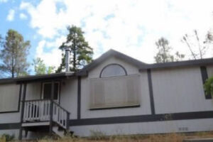Manufactured Home Refi- Grass Valley, CA. $135,000