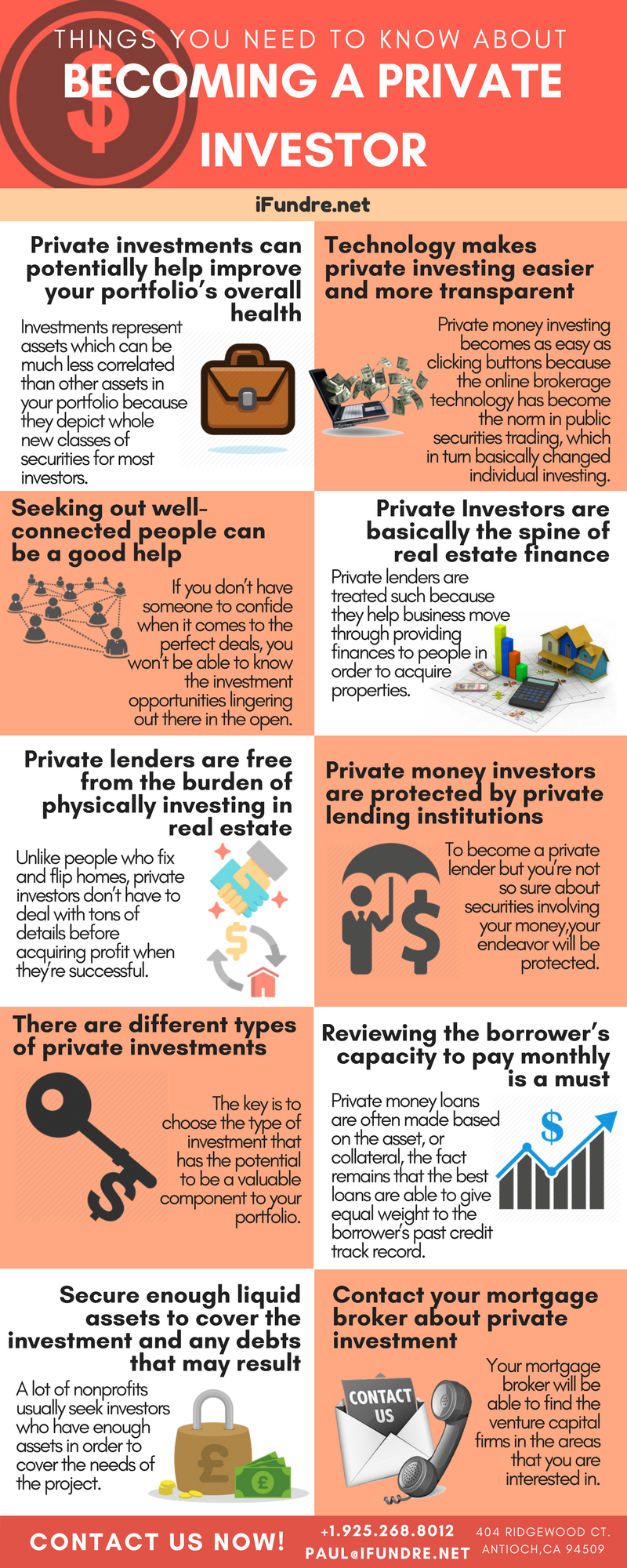 Becoming a Private Investor
